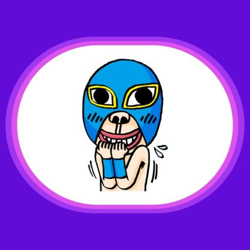 WWoji - Wrestling Emojis and Stickers