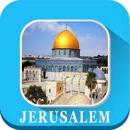 Jerusalem Israel Offline Maps navigator Transport