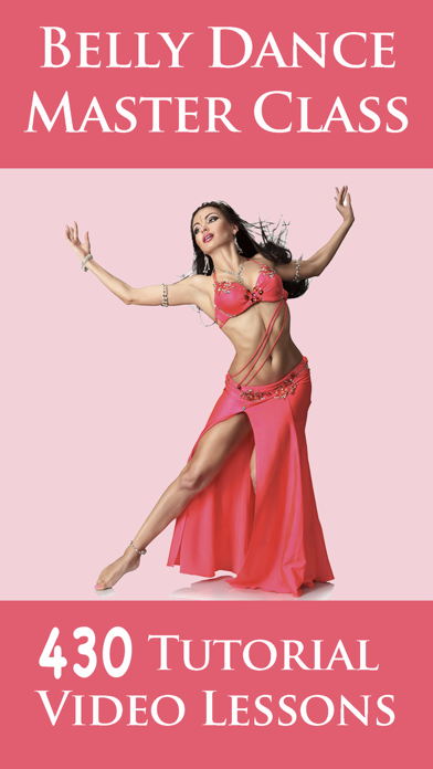Belly Dance Master Classのおすすめ画像1