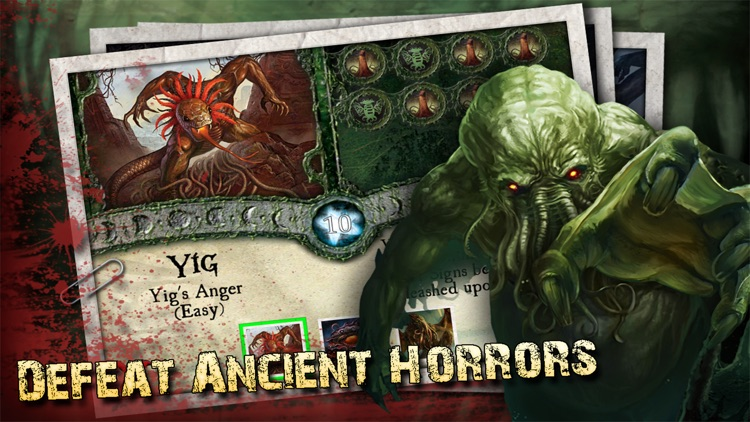 Elder Sign: Omens for iPhone screenshot-4