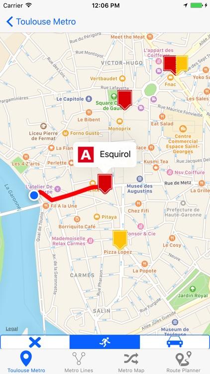 Toulouse Metro