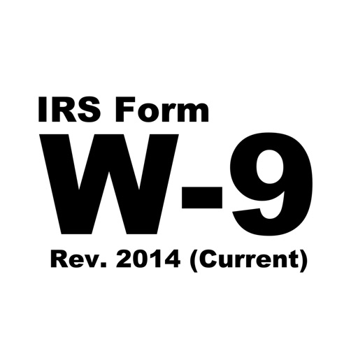 W9 Form Sign And Send Irs Form W9 App Data Review Business