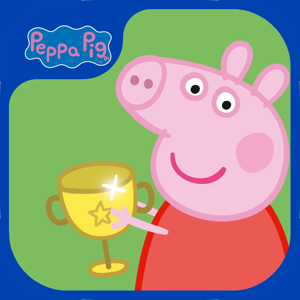Peppa Pig: Sports Day app
