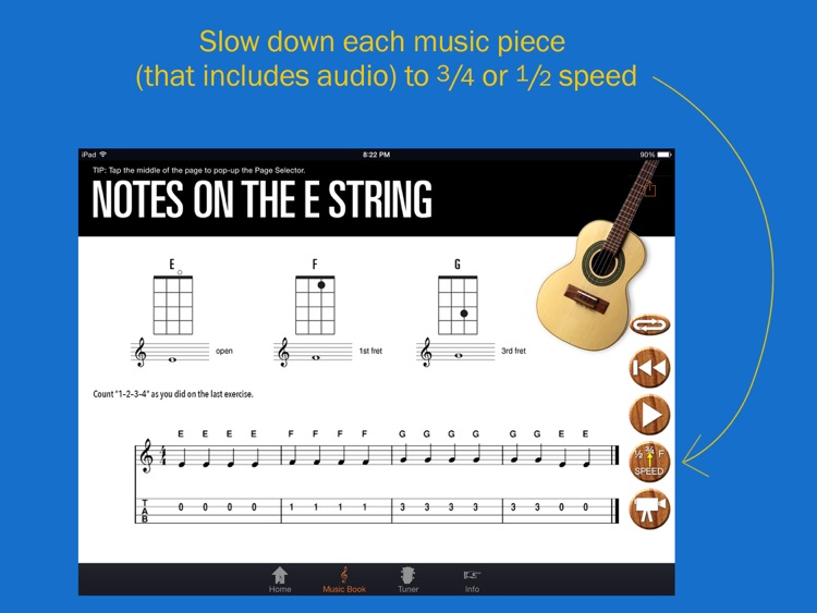 Hal Leonard Ukulele Method screenshot-3