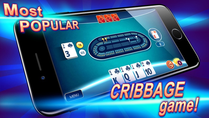 Ultimate Cribbage Screenshot