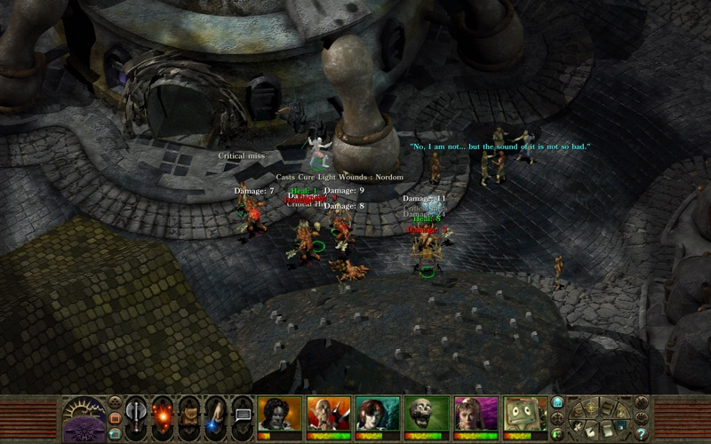 Planescape: Torment: Enhanced Edition screenshot 4