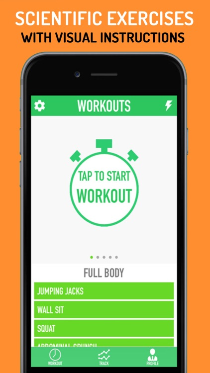 7 Minute Workout: Health, Fitness, Gym & Exercise