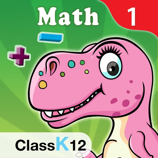 1st Grade Math: Count, Add, Subtract Fun Game