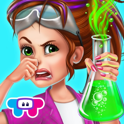Science Girl Super Star