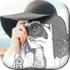 Editor de fotos y videos Efectos y filtros de arte