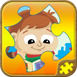 Jigsaw Puzzles Games For Kids