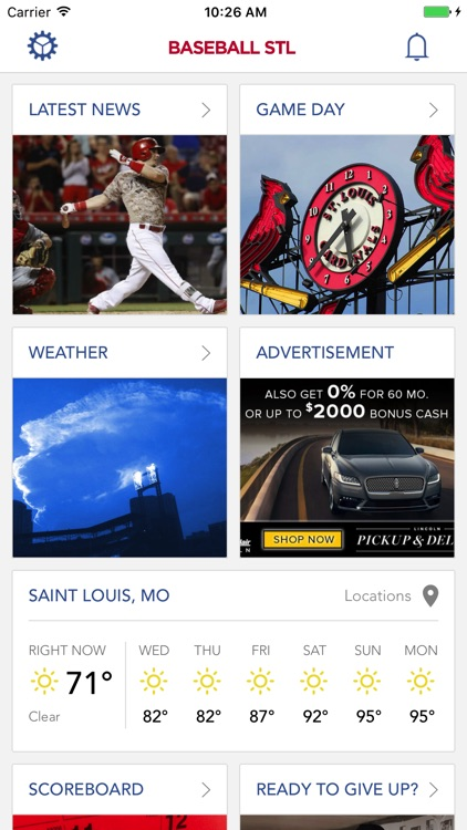 BaseballStL St. Louis Baseball screenshot-0