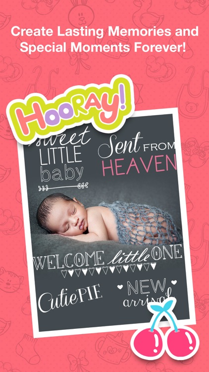 Baby Photo- Pregnancy Baby Pics & Baby Milestones screenshot-3