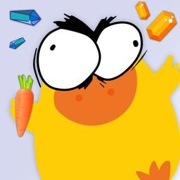 Crazy Duck Adventure - The prodigy duck jump