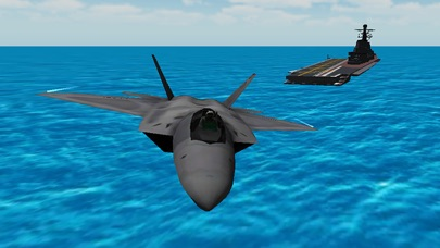 Navy Fighter Jet Plane Simulator screenshot one