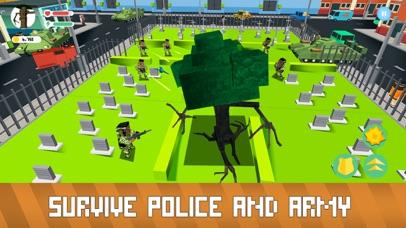 Blocky Monsters Smash screenshot 3