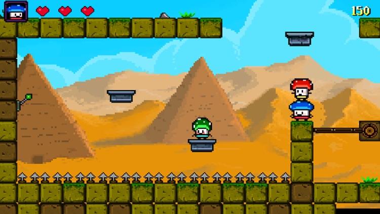Mushroom Heroes screenshot-0