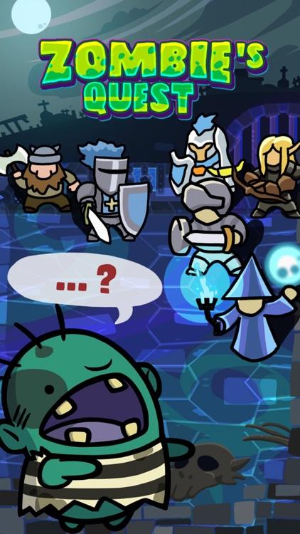 Zombie's Quest