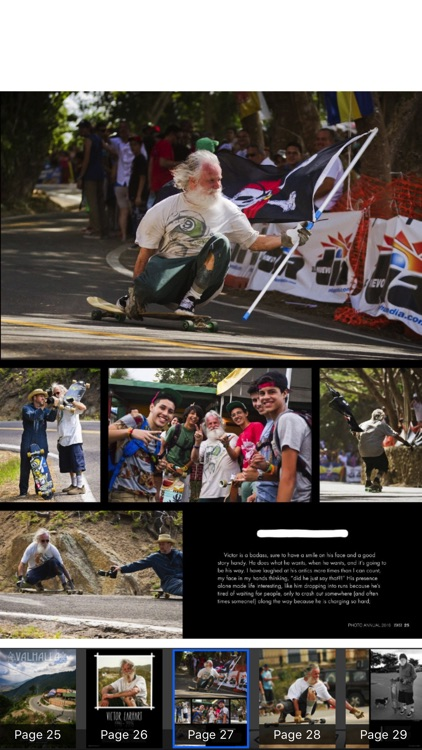 Longboarding Magazine screenshot-2