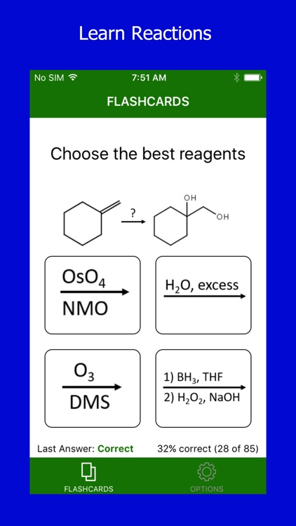 Awesome Organic Chemistry Flashcards by Jacob Kearns