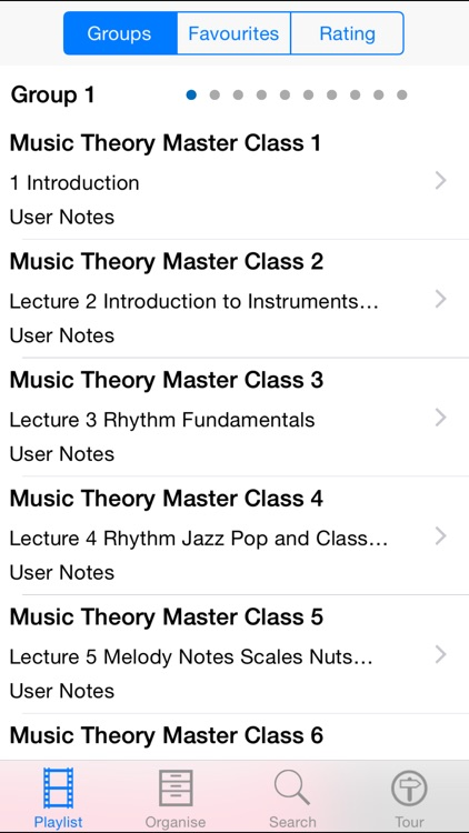 Music Theory Master Class screenshot-1