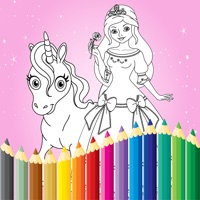 Codes for Princess Coloring Book Draw Paint for Kids & Adult Hack