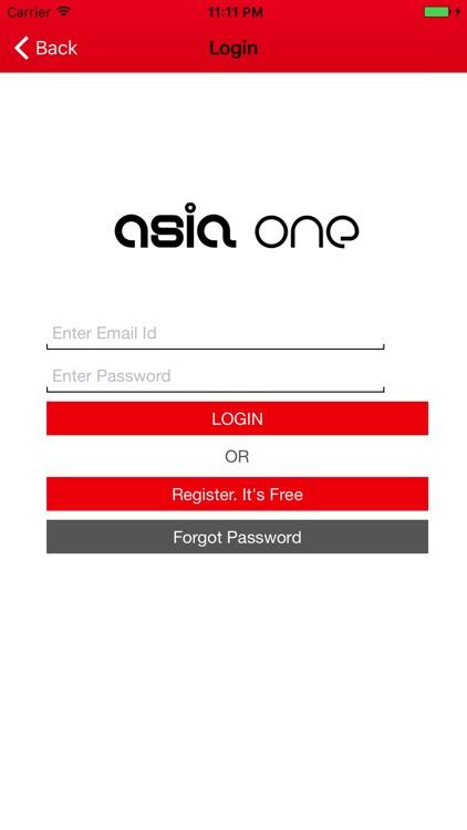 AsiaOne Magazine screenshot-3