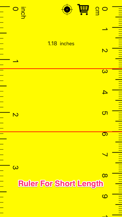 Vernier Caliper Micrometer: Ruler For Short Length screenshot 1