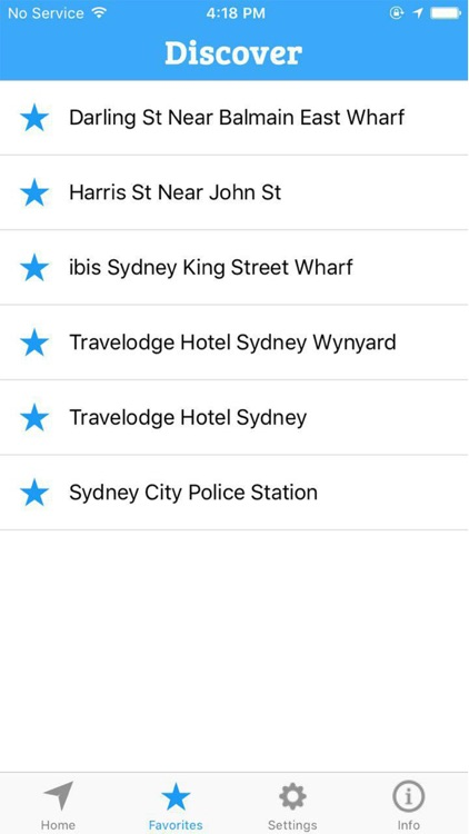 Discover-Find Places Nearby screenshot-4