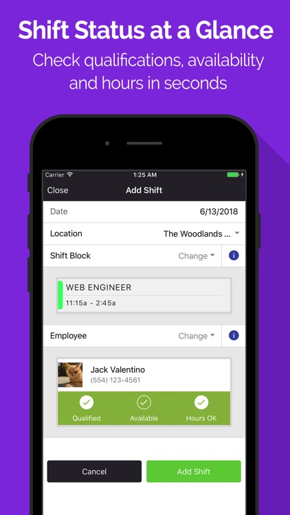 ShedWool | Employee Scheduling