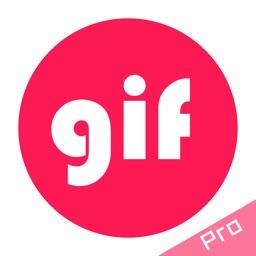 Gif Viewer Pro - Animated Gif Player & Gif Maker