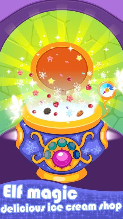 Magic IceCream Shop - Cooking game for kids screenshot-3