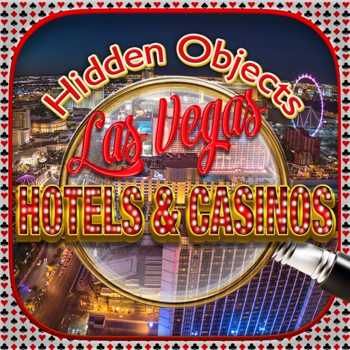 Hidden Objects Las Vegas Casinos Time Spot Pic