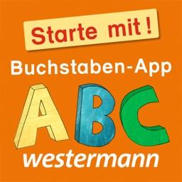 Starte mit! Buchstaben-App