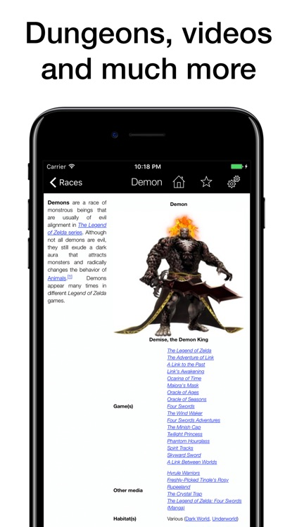 Pocket Wiki for Zelda screenshot-4