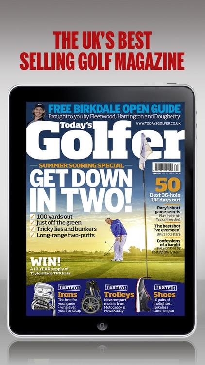 Today's Golfer Magazine: News, equipment & courses