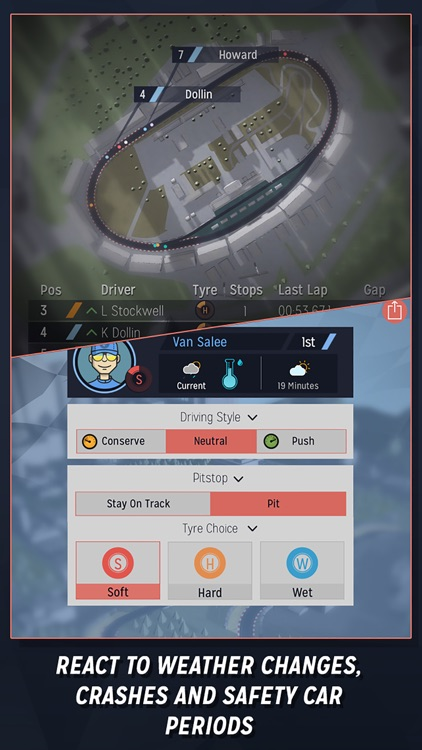 Motorsport Manager Mobile screenshot-3