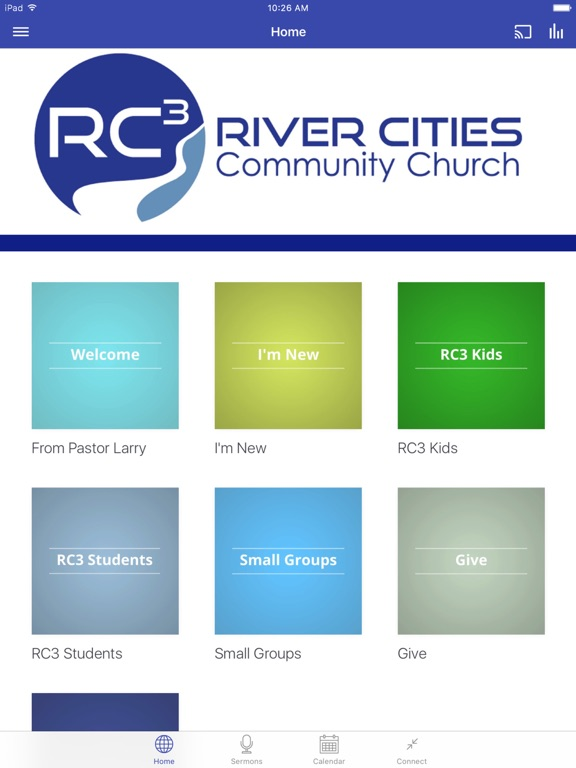 River Cities Community Church screenshot 4
