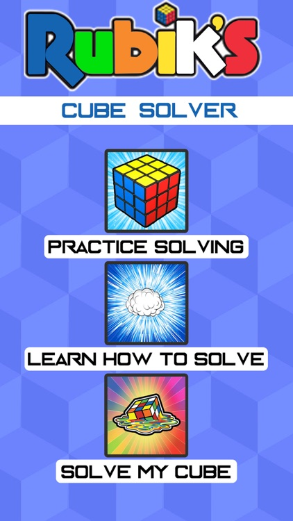 Cube Solver for Rubiks Cube screenshot-3