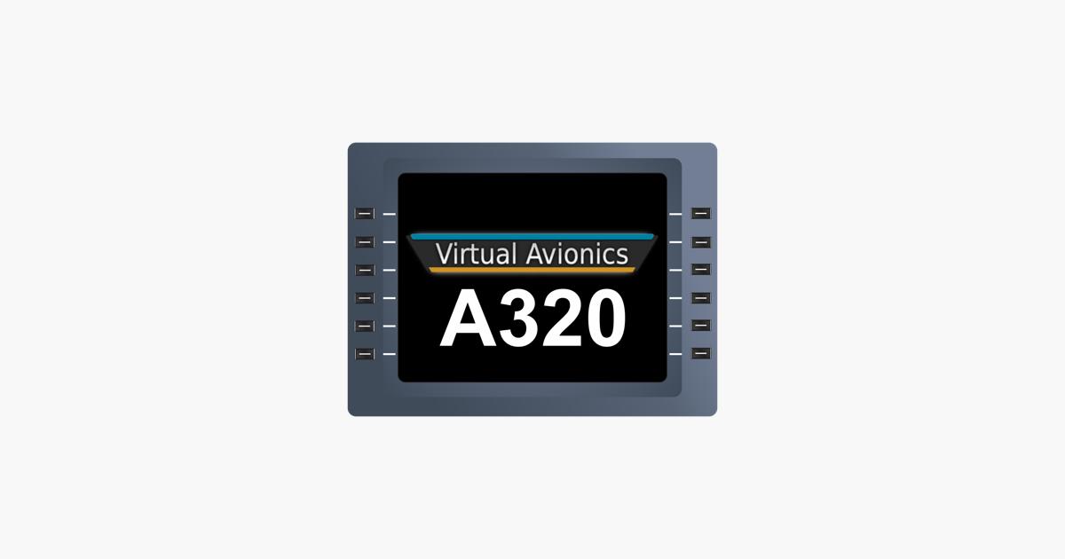 Virtual CDU A320