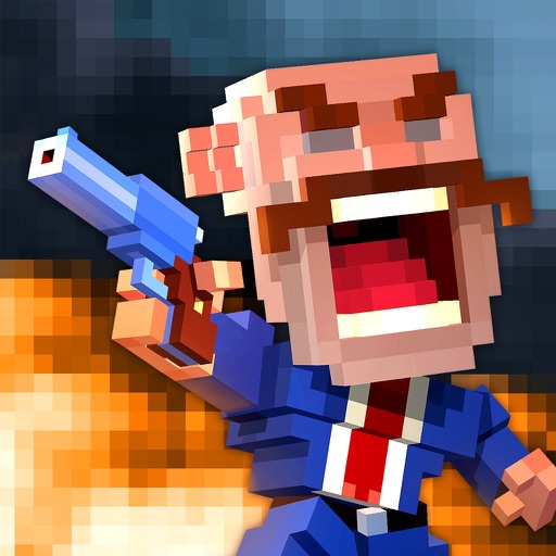Guns.io: Multiplayer Survival Arena Shooter