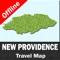 NEW PROVIDENCE ISLAND & PARADISE ISLAND – GPS MAP