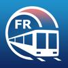 Paris U-Bahn-Führer mit Offline Karte