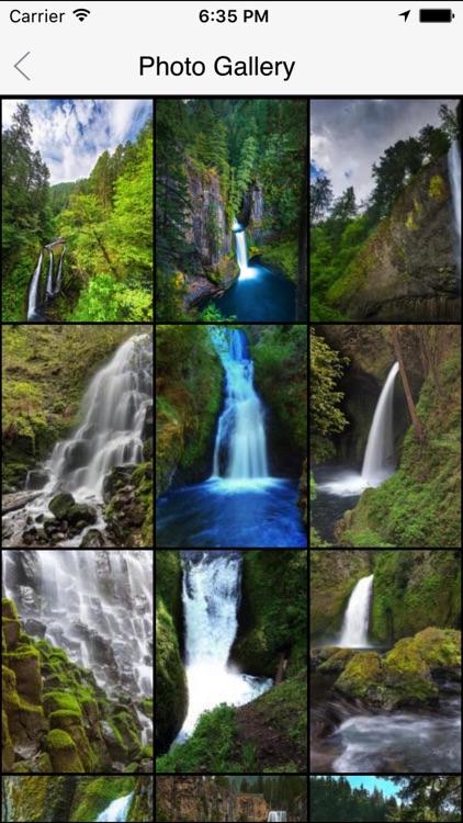 Oregon Waterfalls screenshot-3