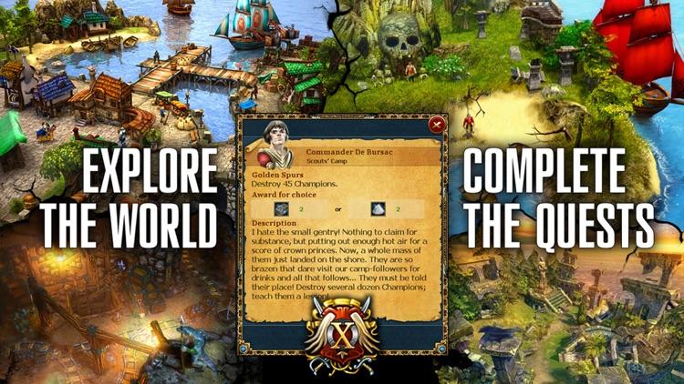 King's Bounty: Legions (RPG) screenshot-3