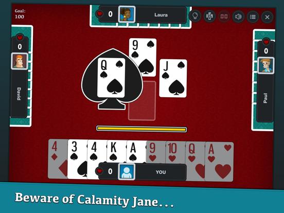 Hearts Jogatina screenshot