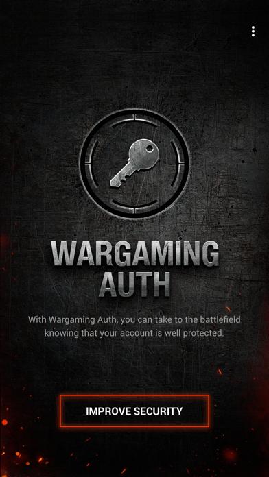 Wargaming Auth screenshot 1