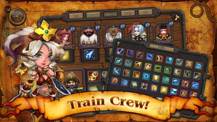 Rage of the Seven Seas screenshot-3