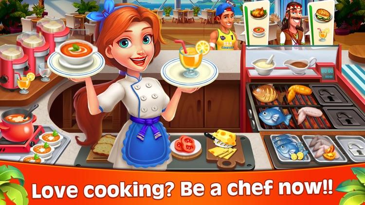 Super Cooking Games: Cooking Joy, Best Cook!