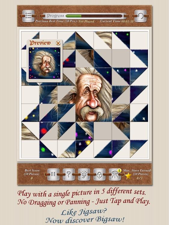 Bigsaw Designer - Go Beyond Jigsaw screenshot-4